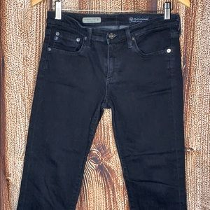 AG Adriano Goldschmied Stevie Cropped Jeans 29R